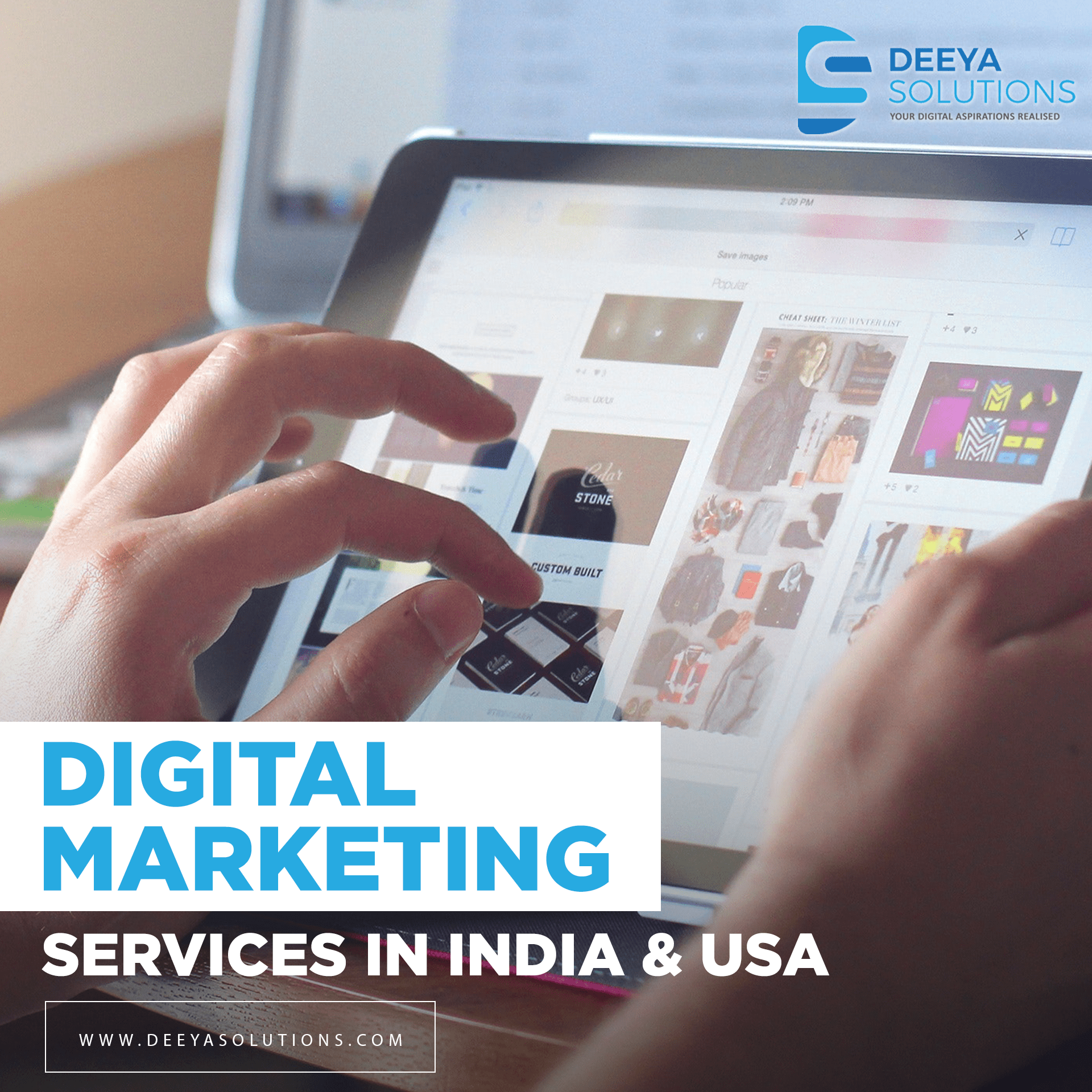 Digital Marketing Services in India & USA