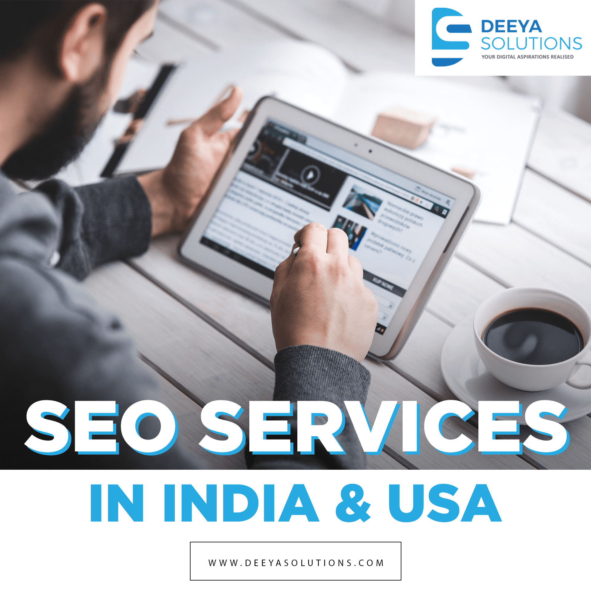 SEO Services in India & USA