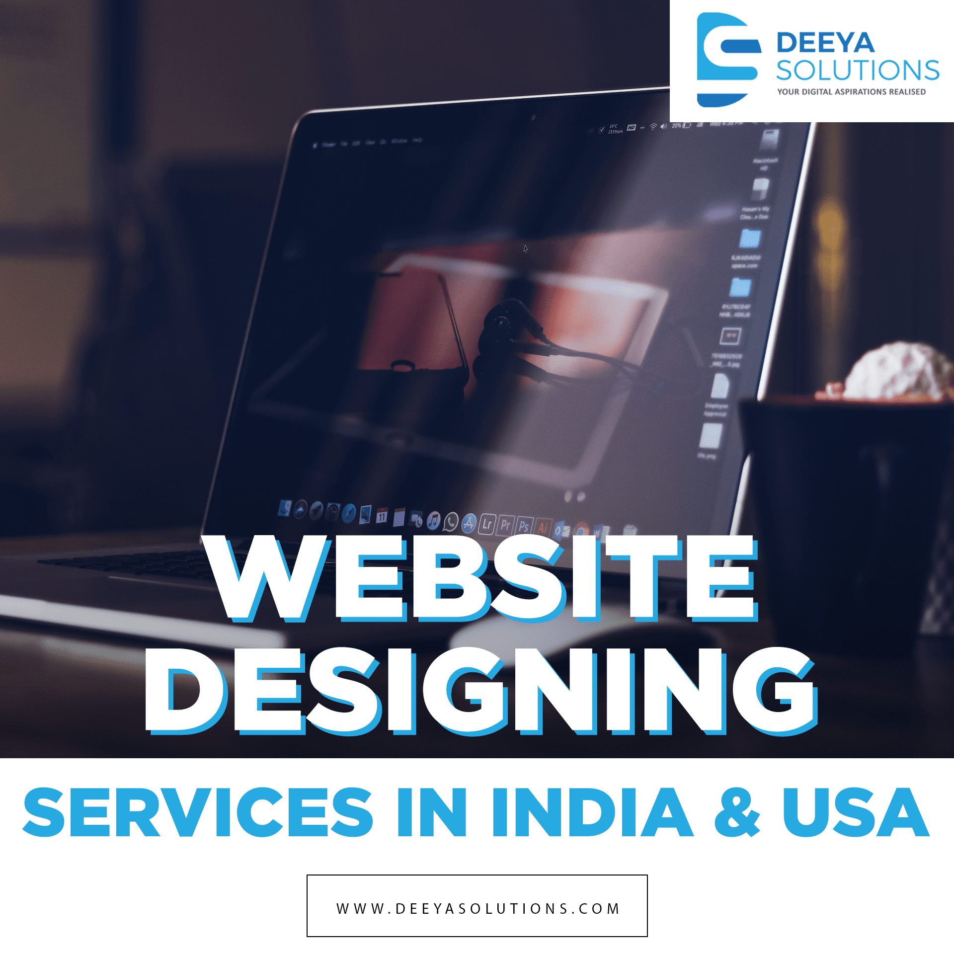 Website Designing Services in India & USA
