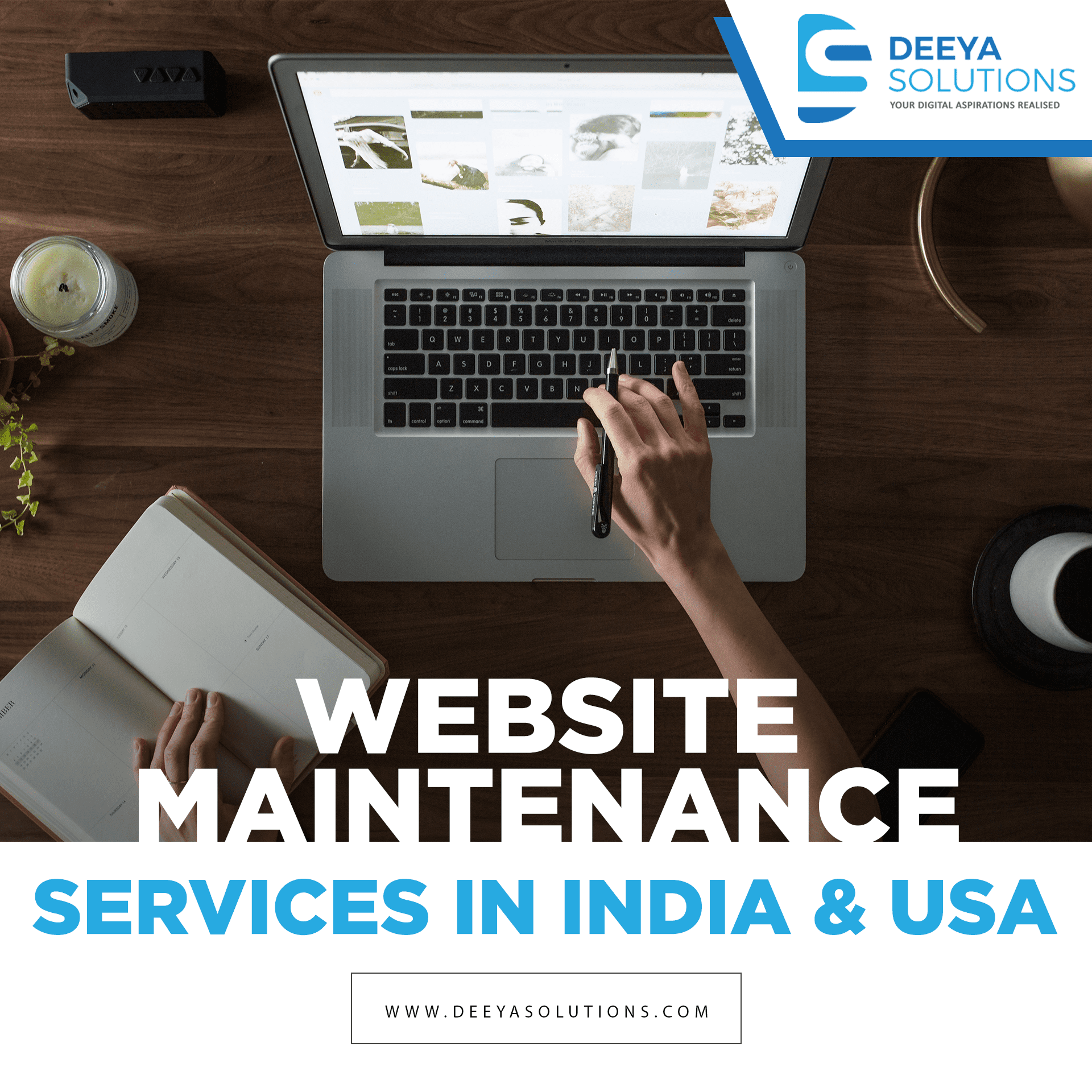 Website Maintenance Services in India & USA