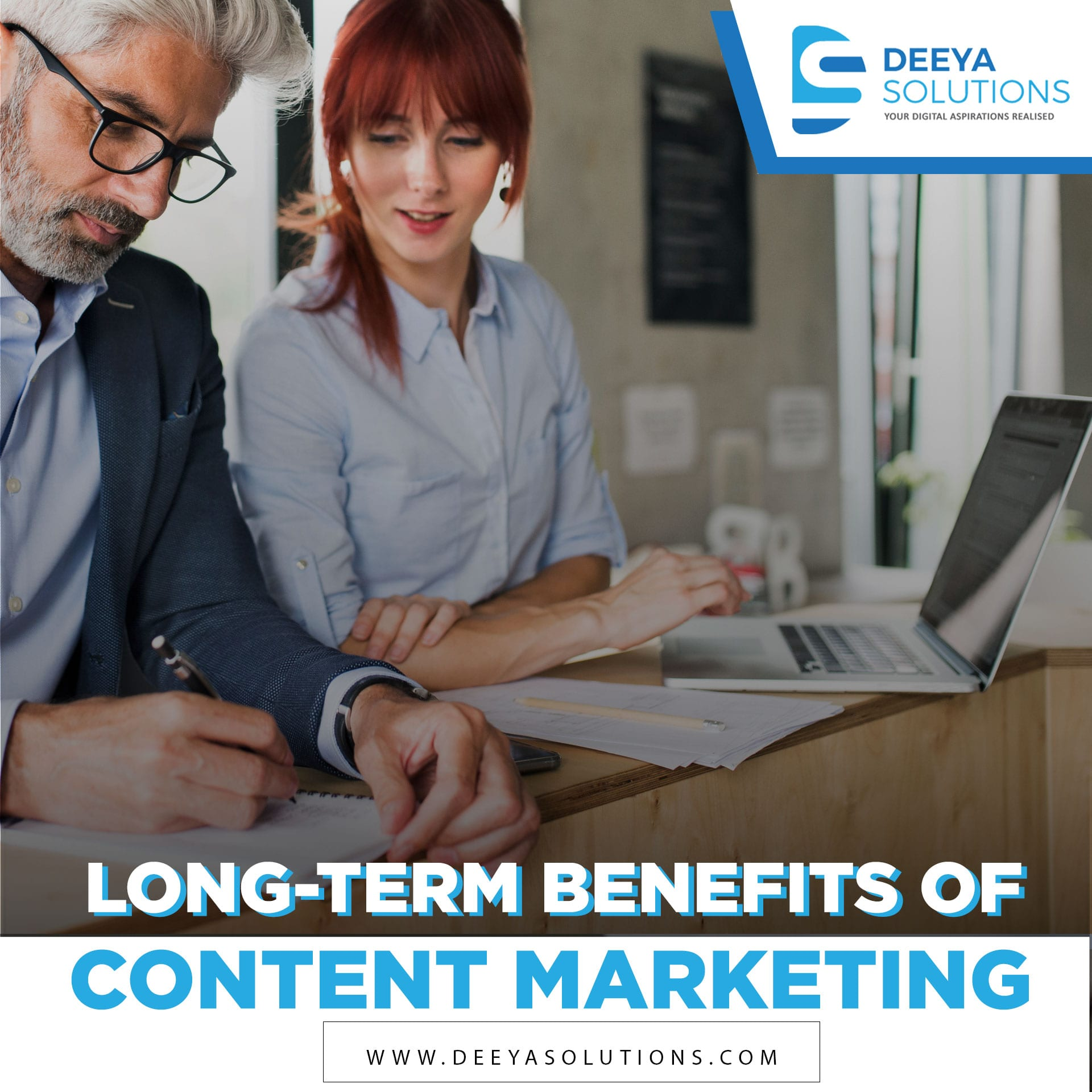Long-Term Benefits of Content Marketing